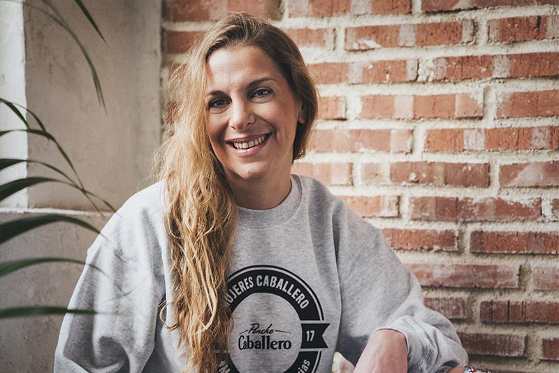Mujeres Caballero: Nuria España