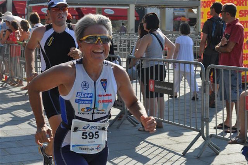 Montserrat Clavero: querer es poder