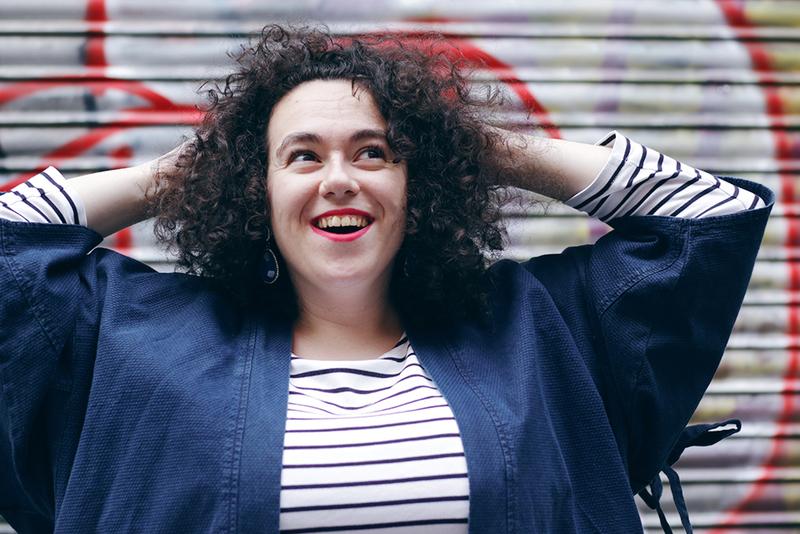 Raquel Carrera, rompiendo estereotipos