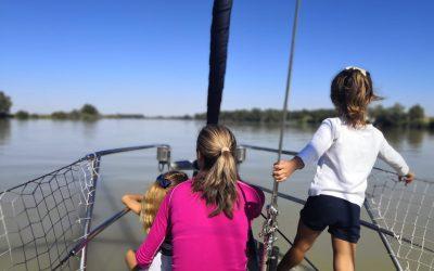 Saramia: el velero con el que la familia Mora Conejero recorre el mundo