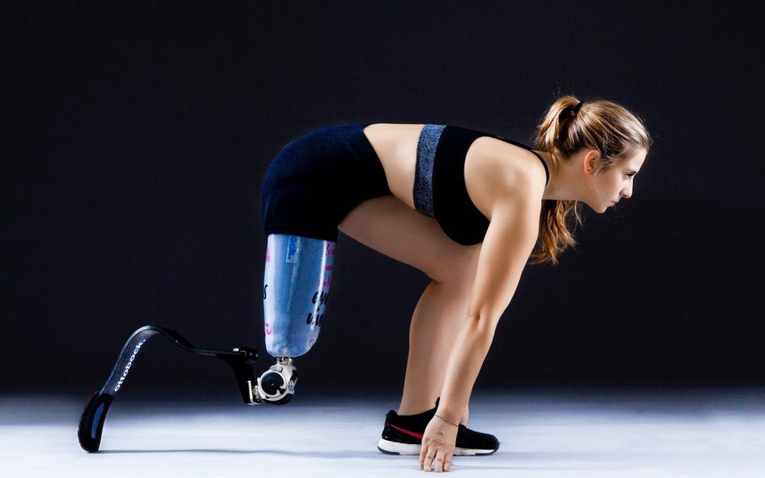 Desirée Vila, el futuro del atletismo paralímpico