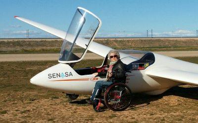Elisabeth Heilmeyer, una mujer de altos vuelos